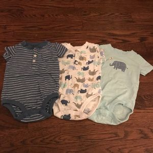 Carter's Onesie Bundle